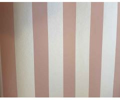 Tapeta Joy Stripes Papír rose